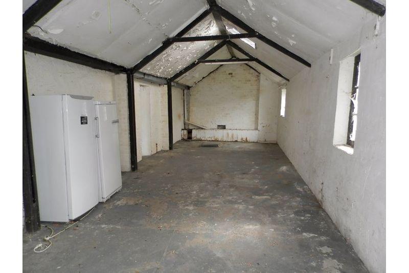 Inside Outbuilding 1