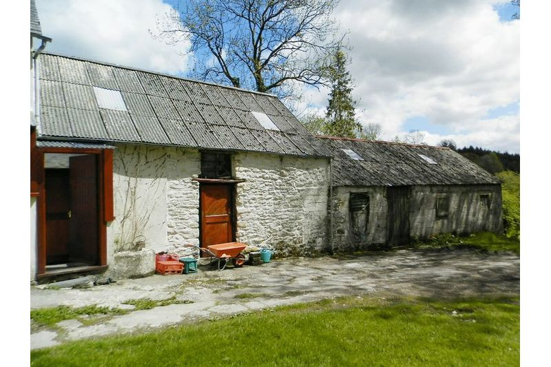 Attached Outbuildings