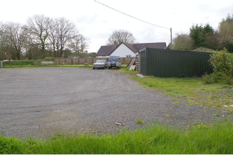 Front of Plot towards Back