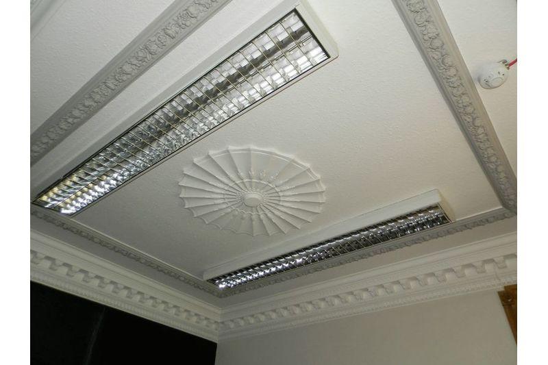 Ceiling in Room 2