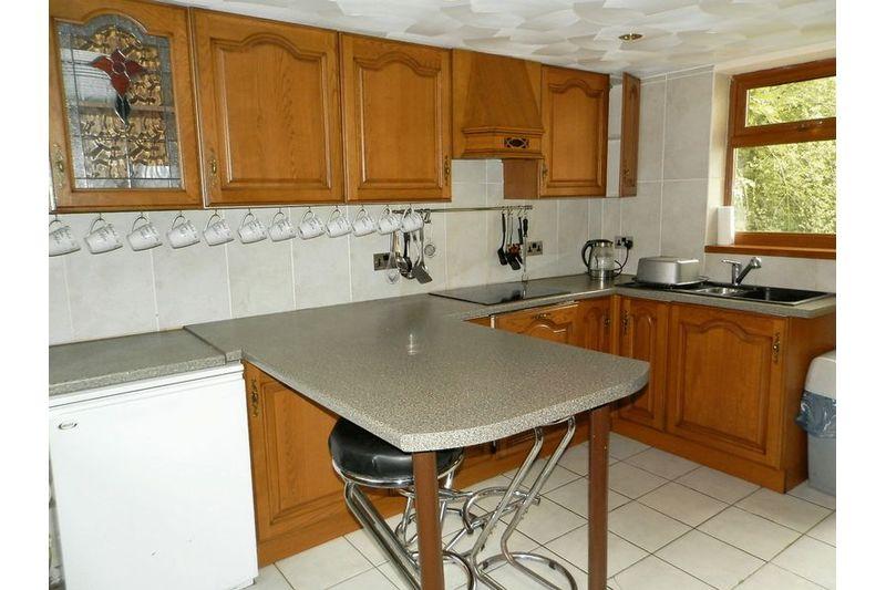 Kitchen Before Flood