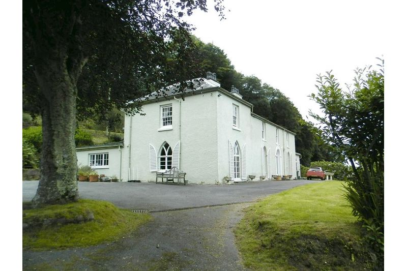 Another View of Glandwr