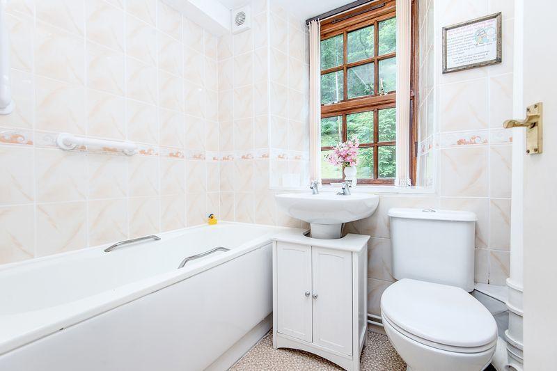 Wheel House Bathroom
