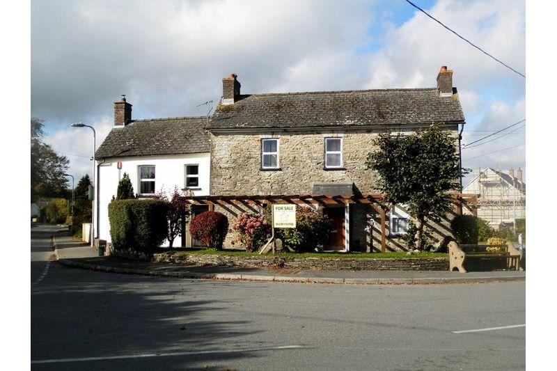 Boncath House- Main View