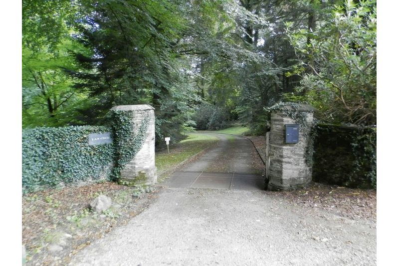 Entrance To House