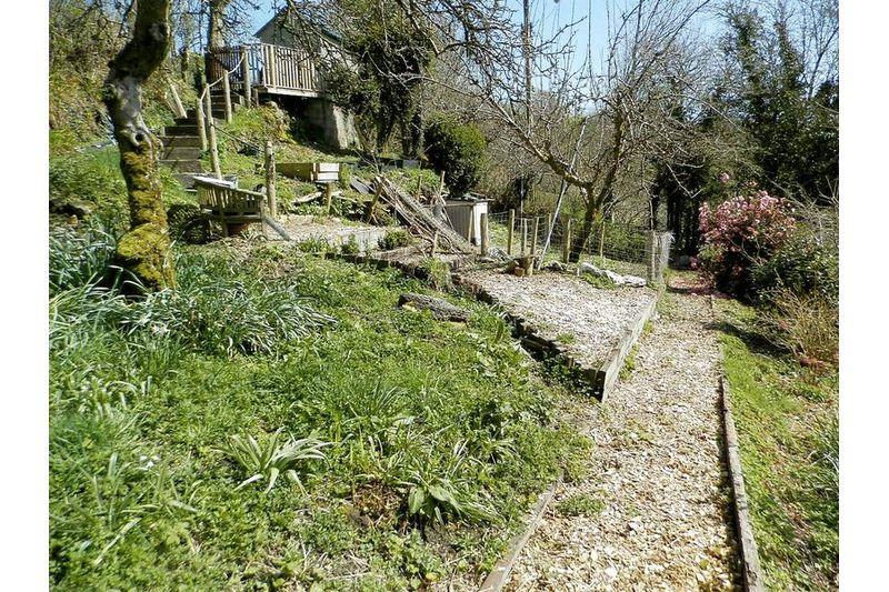 More Gardens Across Lane