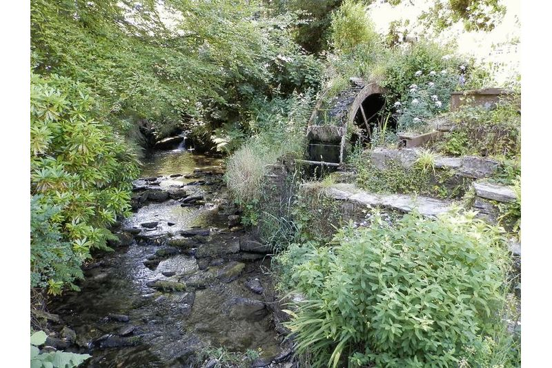 Lovely Water Wheel