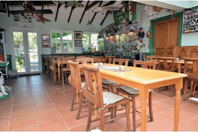 Former Tea Room