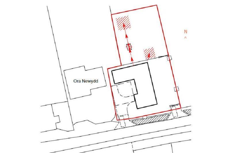 Block Plan of Proposed Build