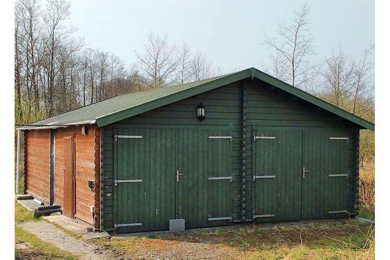 Timber Outbuilding