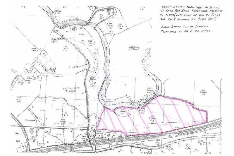Plan Showing Location