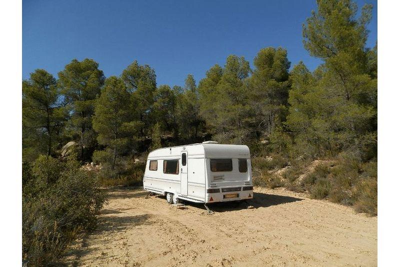 4 Berth Caravan Included