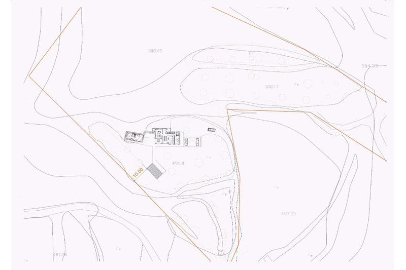 Arens Site Plan