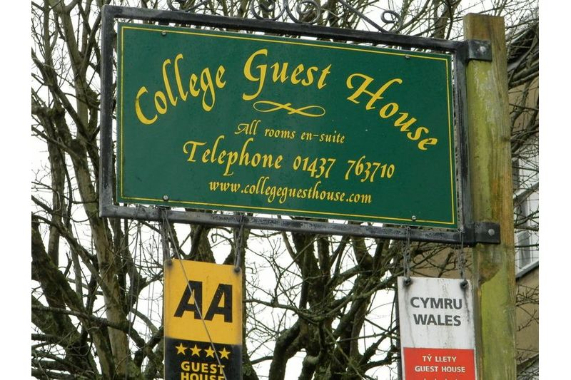 College-Guest-House-Signage