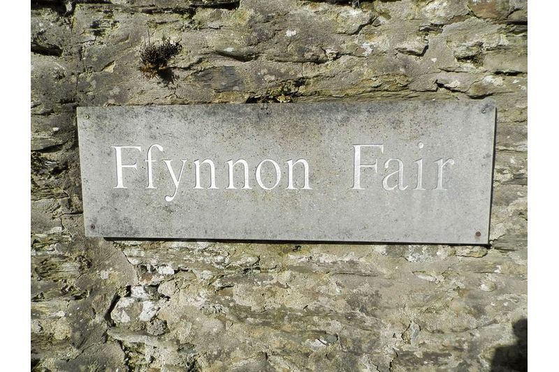 Ffynnon Fair Plaque