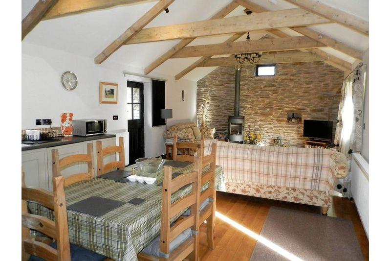 Barn Open Plan Kitchen/Diner/Lounge