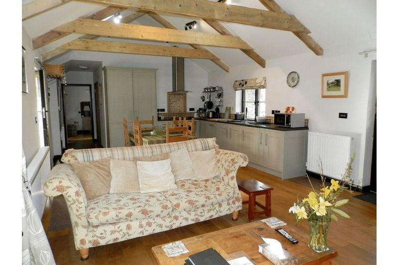 Barn Lounge/Kitchen/Diner