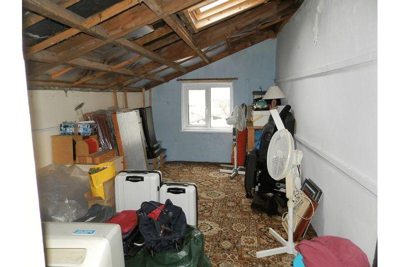 Unconverted Room