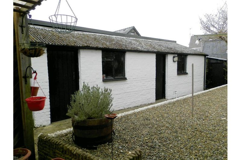 Two Outbuildings