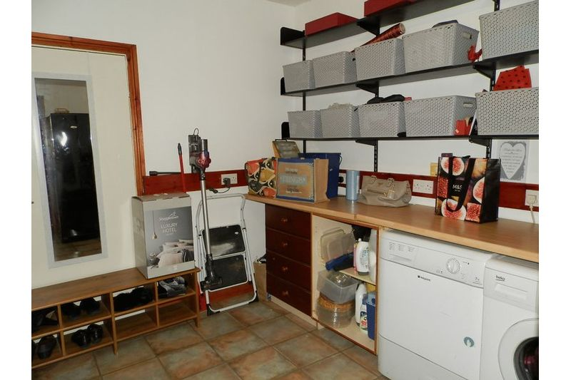 Utility Store Room