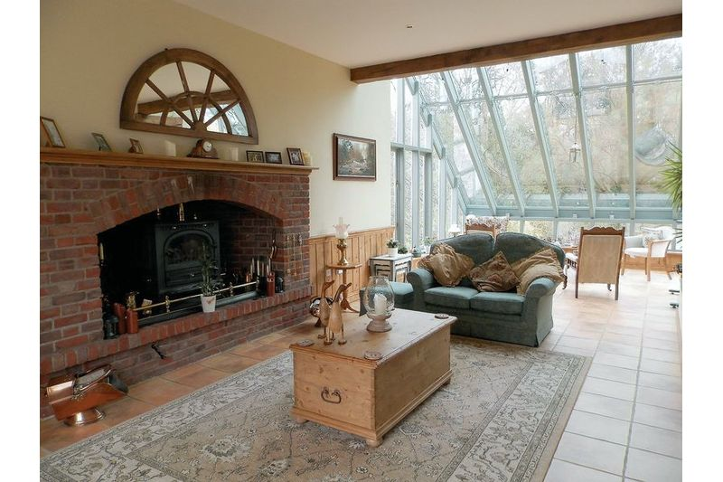 Superb Fireplace