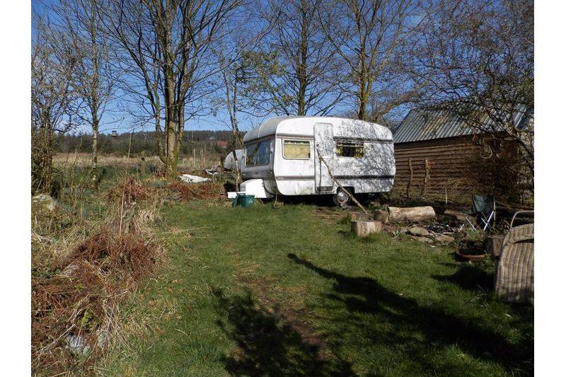 Gardens And Caravan