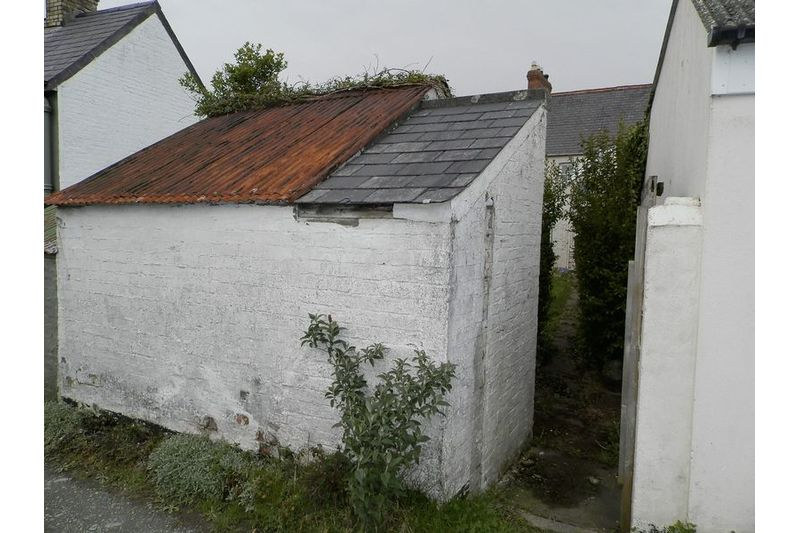 Outbuilding And WC