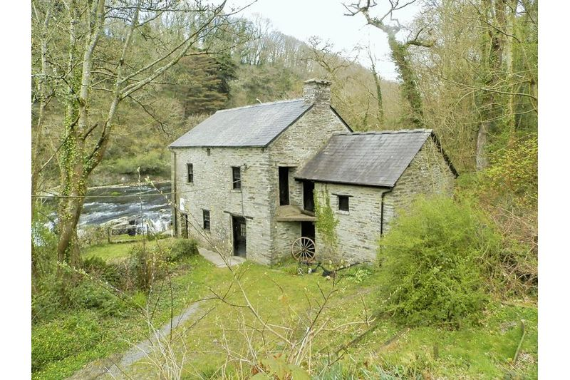 Another View Of Mill