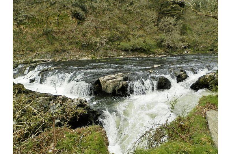 Beautiful Cenarth Falls