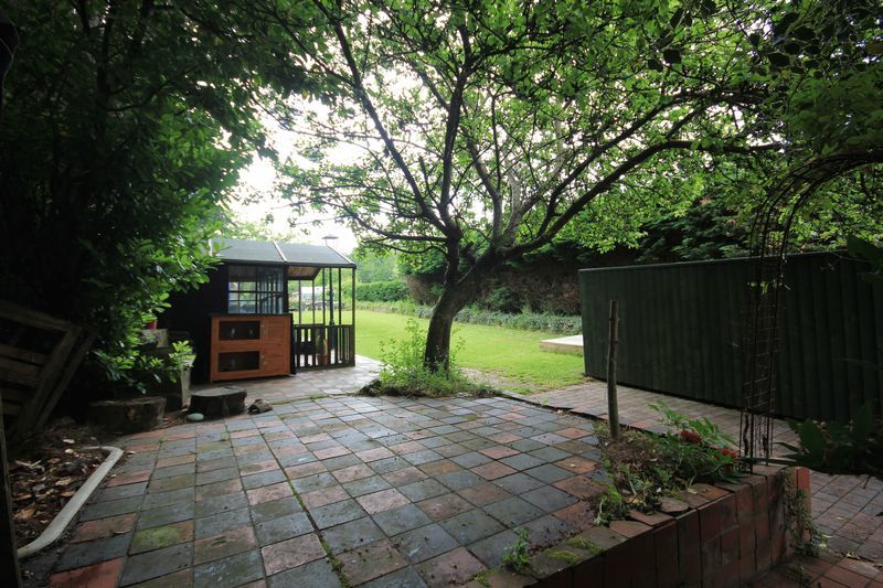 Summer House And Patio
