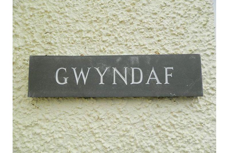 Gwyndaf Plaque