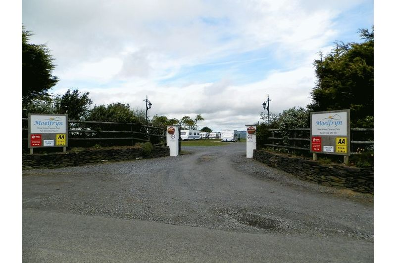 Entrance To Site