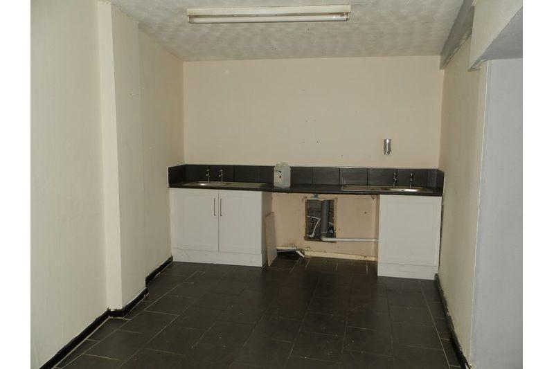 Existing Kitchen Area