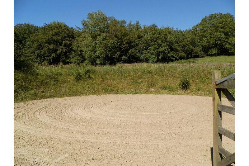 Circular Sand School