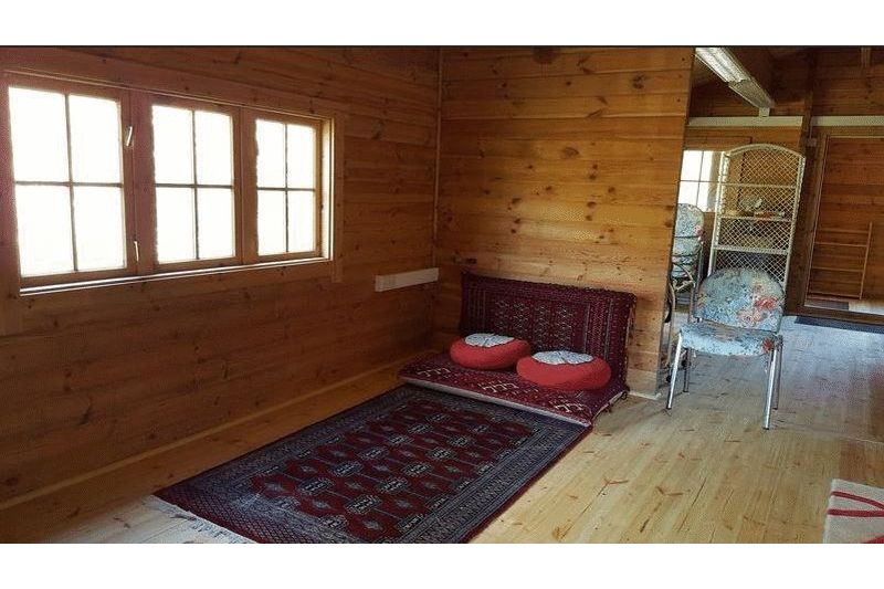 Inside View Of Chalet
