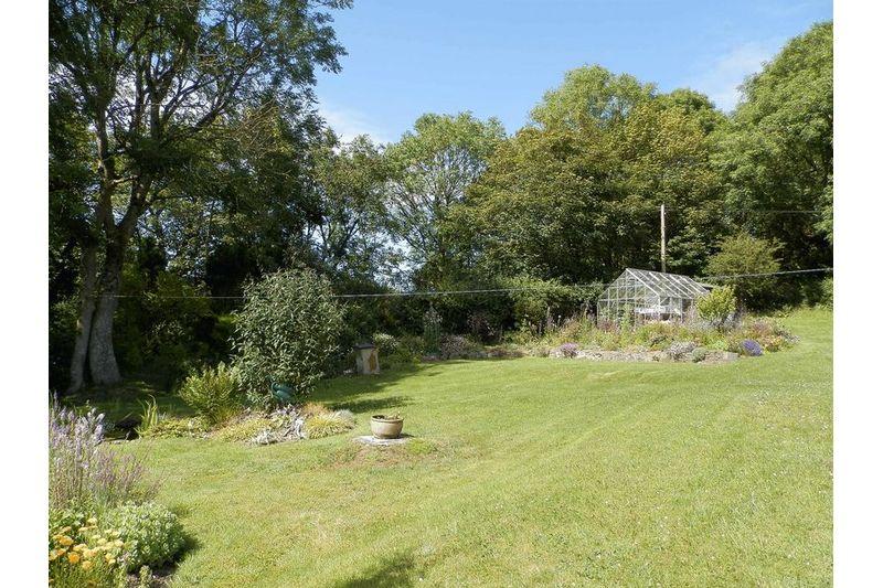 Side Garden View