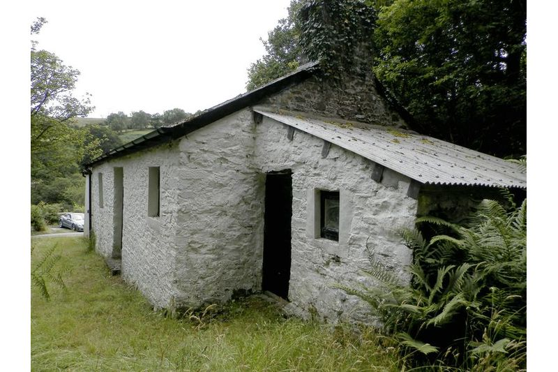 Other View Of Outbuilding