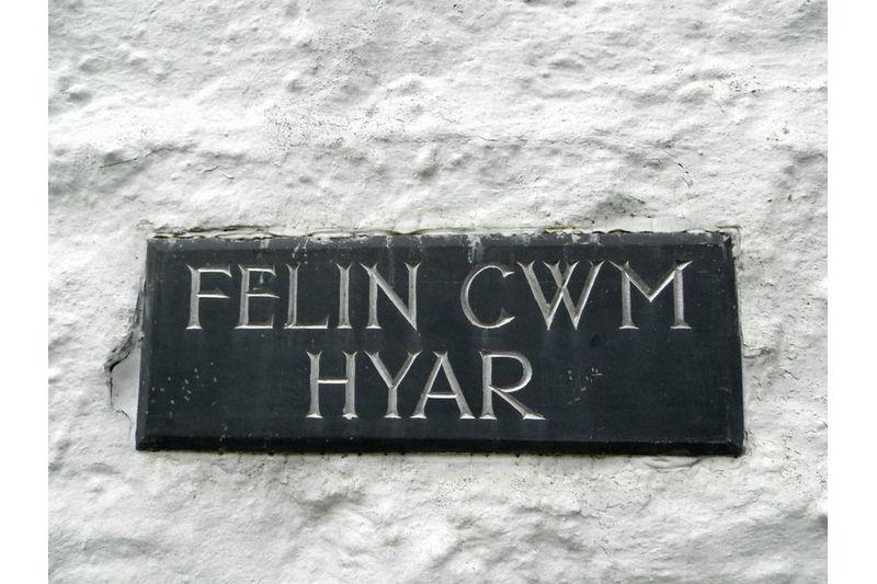 Felin Cwm Hyar