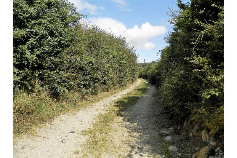 Bridleway Next To Land