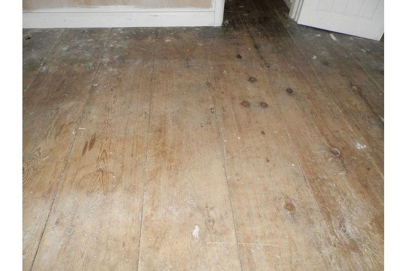Old Wide Floorboards