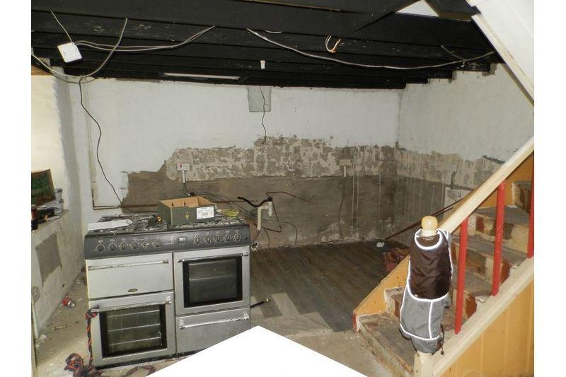 Frongeri Kitchen Area