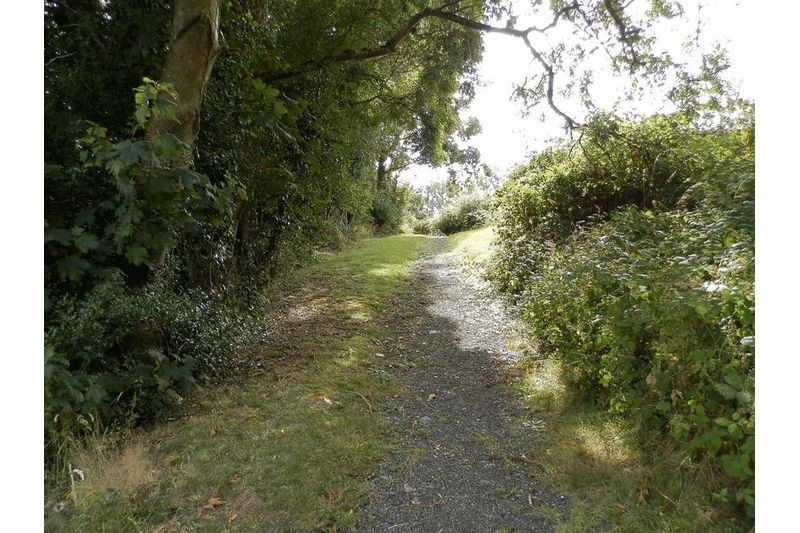 Path To Houses
