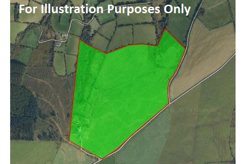 Aerial View Showing 86 Acres