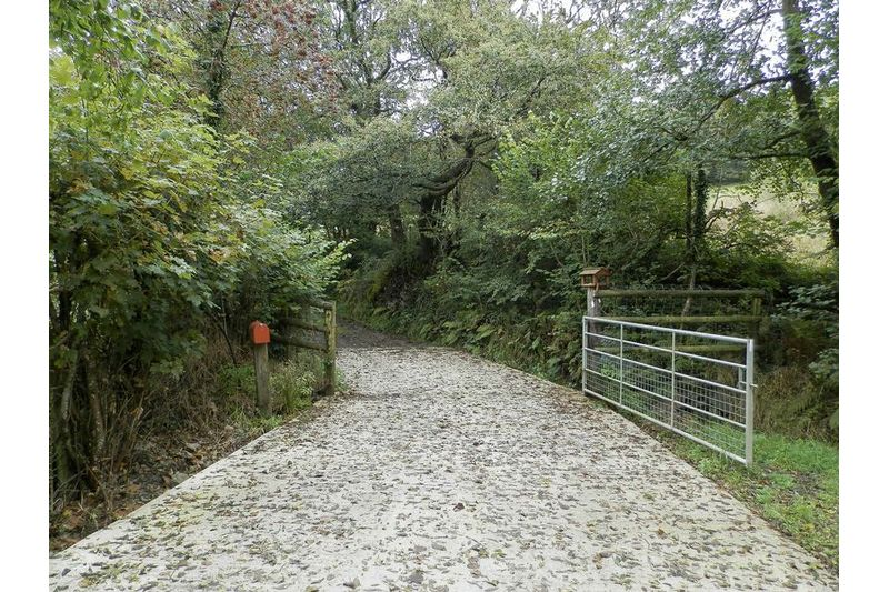 Entrance To Cydawell