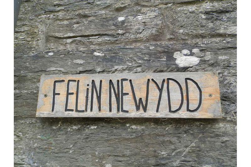 Felin Newydd