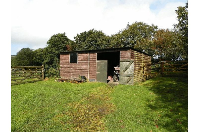 Stable Block with 2 Stables