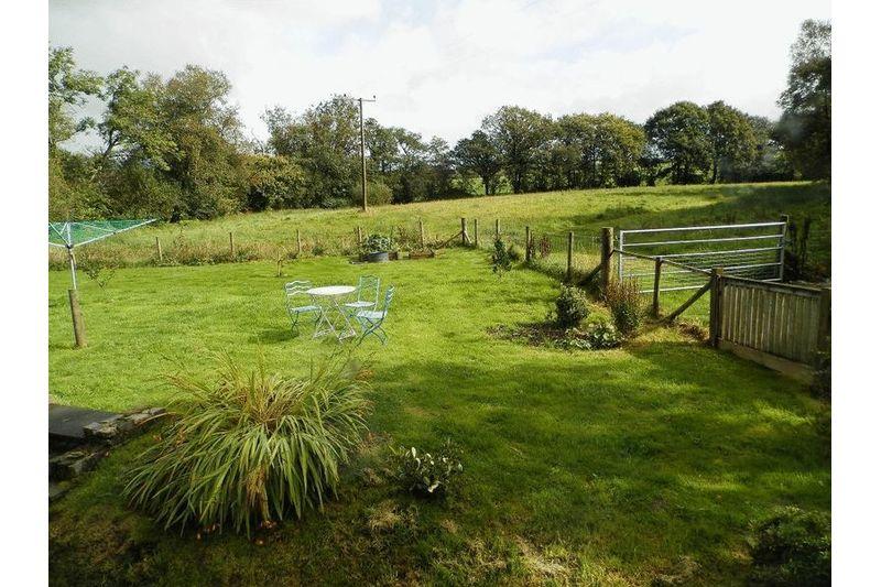 Gardens and Paddock