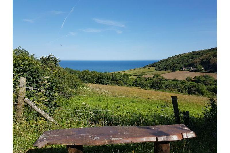 Seating & Sea Views