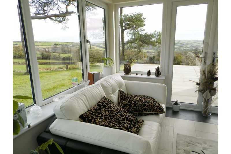Garden Room And Views