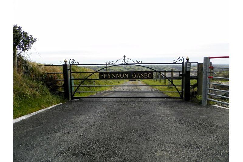 Electric Entrance Gates